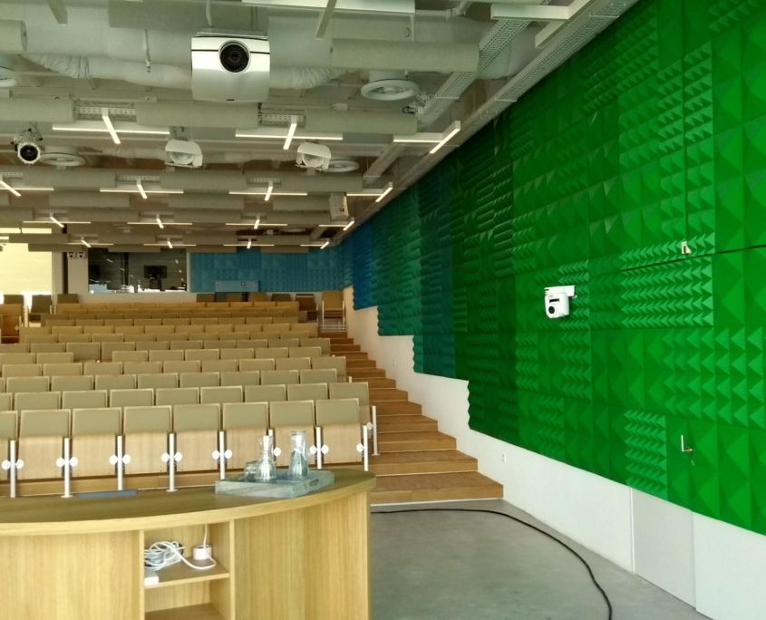 KPN Wallstix Acoustic panels wallpanels