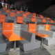 Coated foam, education, schoolfurniture, schoolinrichting, gecoat schuim, gecoatschuim, furniture, meubels