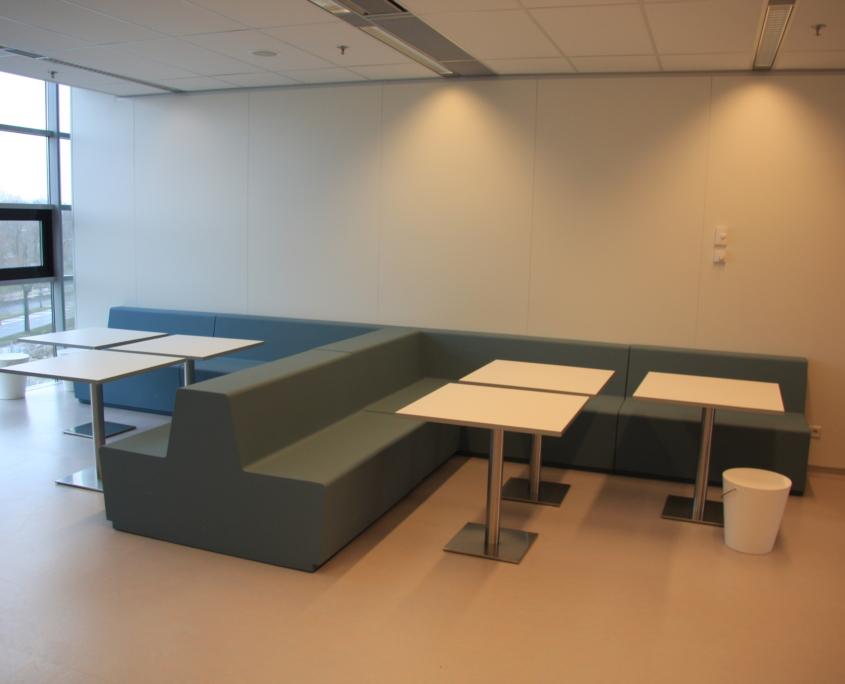 Coated foam, education, schoolfurniture, schoolinrichting, gecoat schuim, gecoatschuim, furniture, meubels