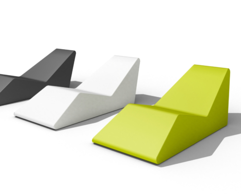 Daybed Compact coated foam